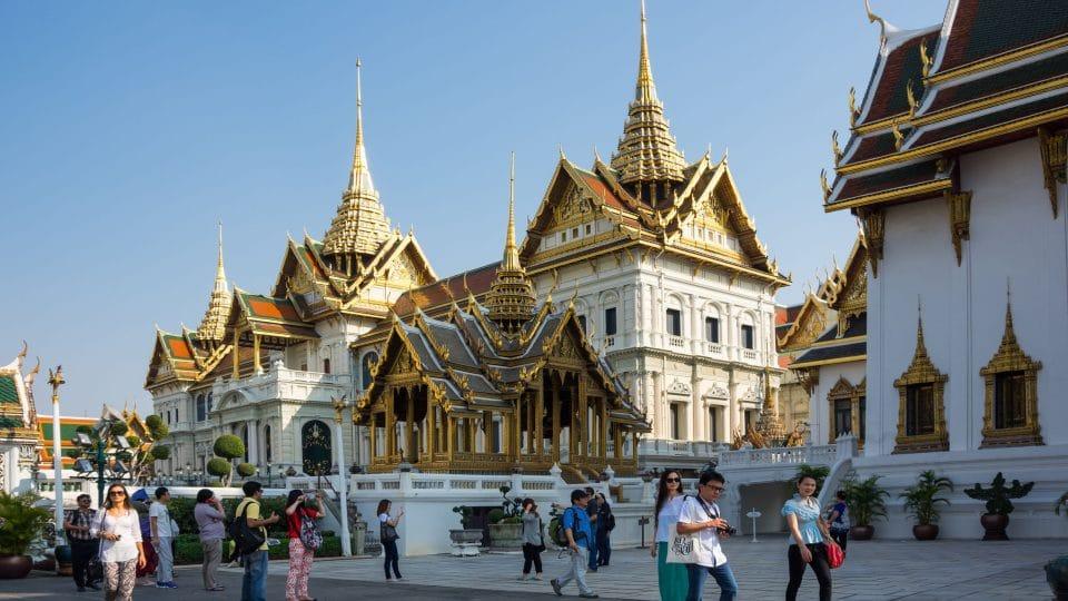 آسيا - القصر الكبير: جوهرة بانكوك