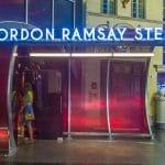 جوردون رامسي: راحة وهدوء وطعام جيد