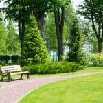 حدائق الملك الحسين: حدائق مليئة بالمميزات