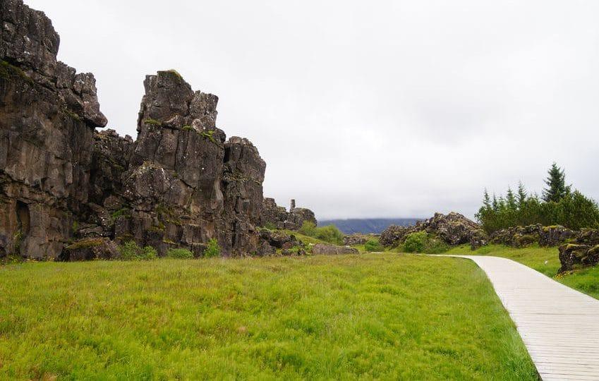 آيسلندا - ثينجفيلير: حديقة وطنية في آيسلندا