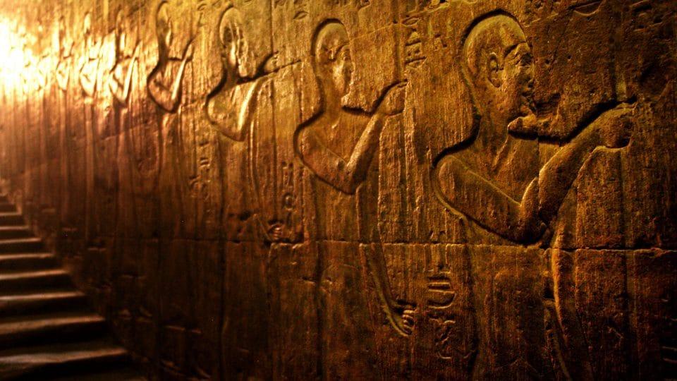 أفريقيا - القرية الفرعونية: حياة كاملة مع الفراعنة