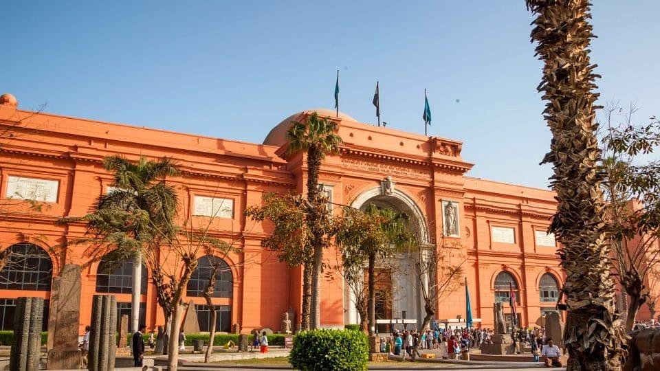 أفريقيا - المتحف المصري: تاريخ طويل من العطاء