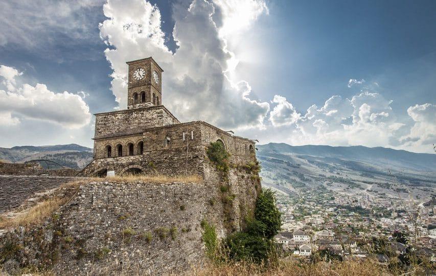 ألبانيا - قلعة Gjirokastër Fortress