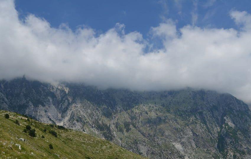 ألبانيا - متنزه Llogara الوطني