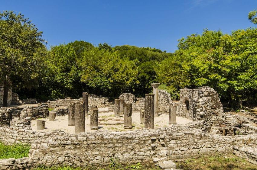 ألبانيا - منتزه بوترينت الوطني