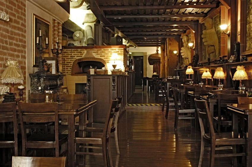 ألمانيا - مطعم مارك في ميونخ Restaurant Mark's