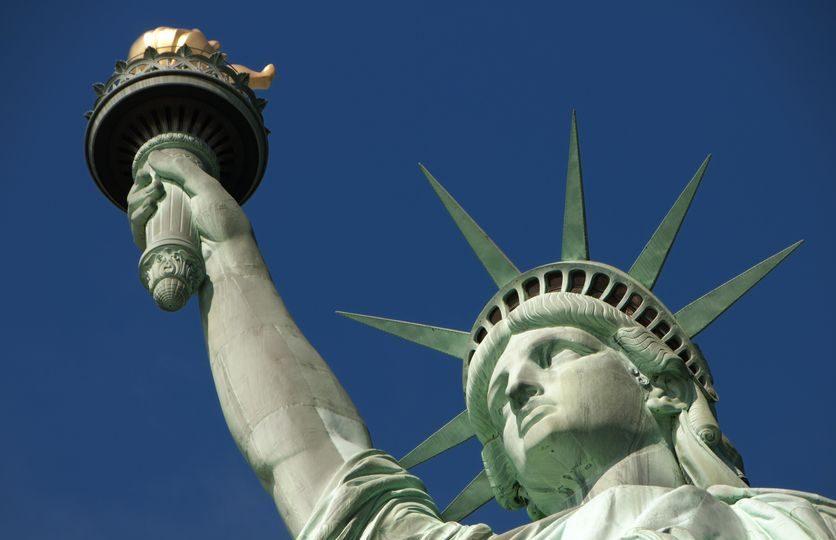 أمريكا الشمالية - تمثال الحرية، الولايات المتحدة