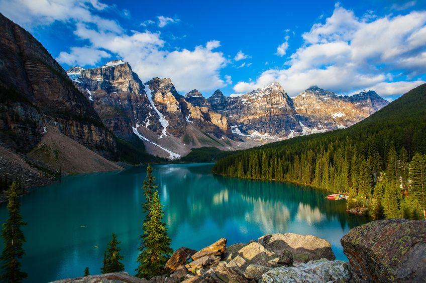 أمريكا الشمالية - حديقة بانف الوطنية، كندا