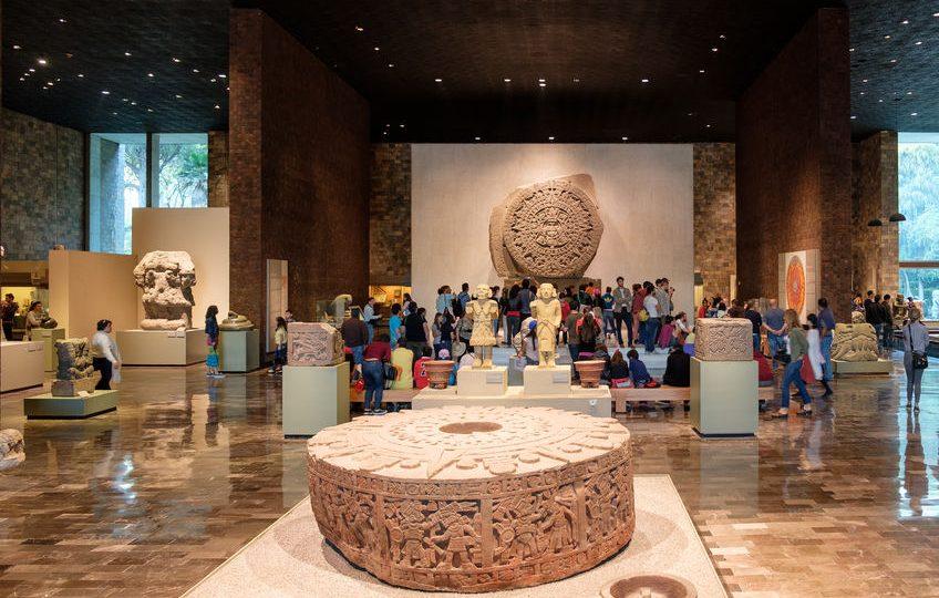أمريكا الوسطى - المتحف الوطني للأنثروبولوجيا: الأكثر زيارة في أمريكا الوسطى
