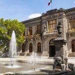 قلعة تشابولتيبيك: قلعة عريقة في المكسيك