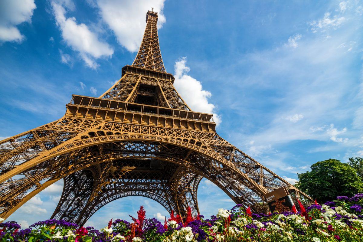 أوروبا - برج إيفل: روعة لا مثيل لها