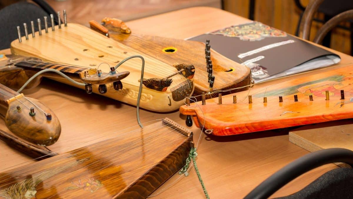 أوروبا - متحف الآلات الموسيقية: المتحف النادر
