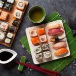 تانوكي: مطعم ياباني فاخر في خاركيف