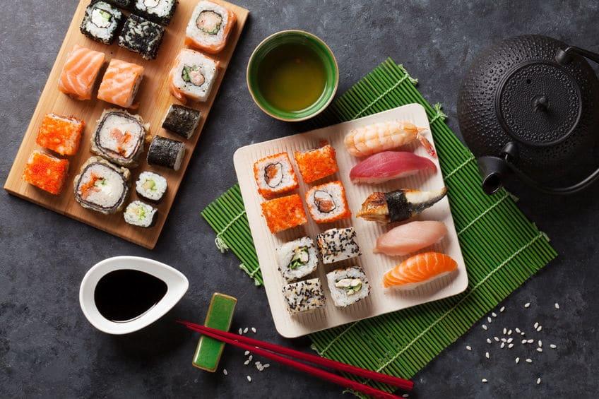 أوكرانيا - تانوكي: مطعم ياباني فاخر في خاركيف