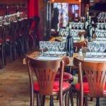 غورتشيستا كافي: مطعم فرنسي في كييف