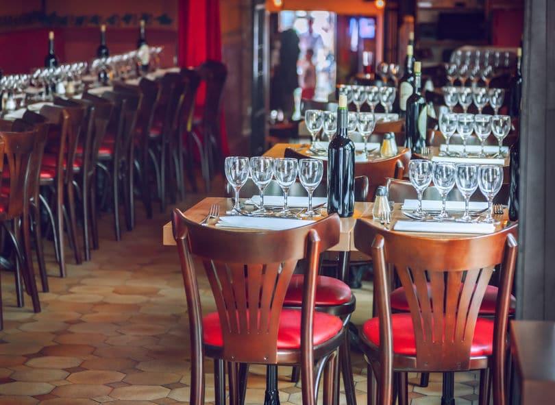 أوكرانيا - غورتشيستا كافي: مطعم فرنسي في كييف