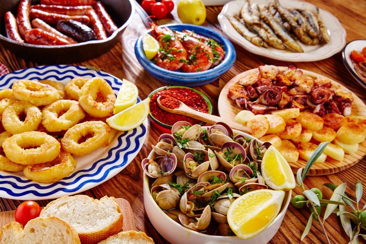 إسبانيا - مطعم إل ديابلو (الشيطان)