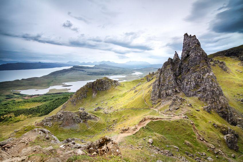 إسكتلندا - جولة في جزيرة سكاي المميزة