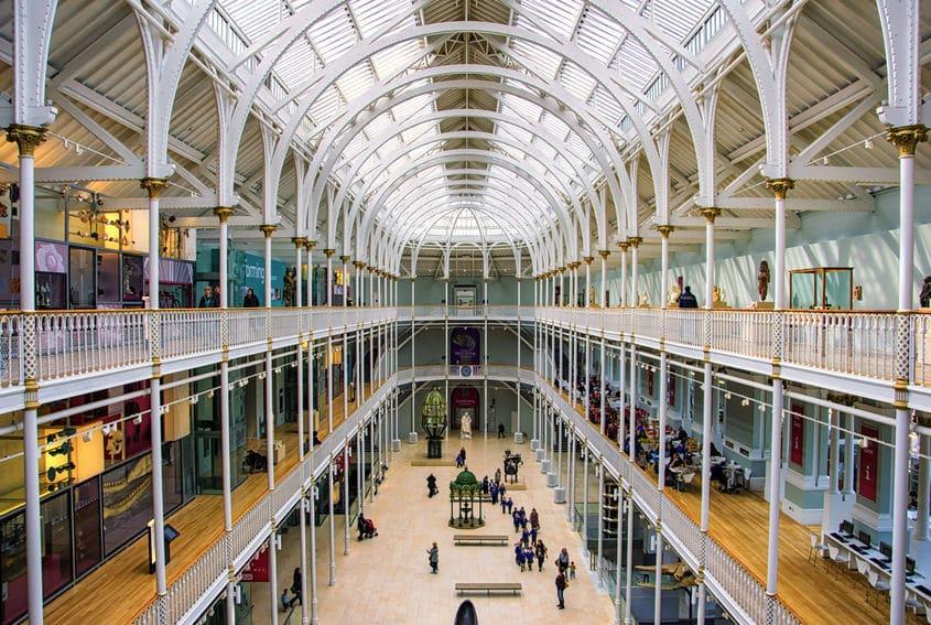 إسكتلندا - متحف إسكتلندا الوطني