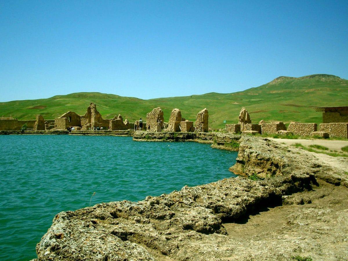 إيران - تخت سليمان