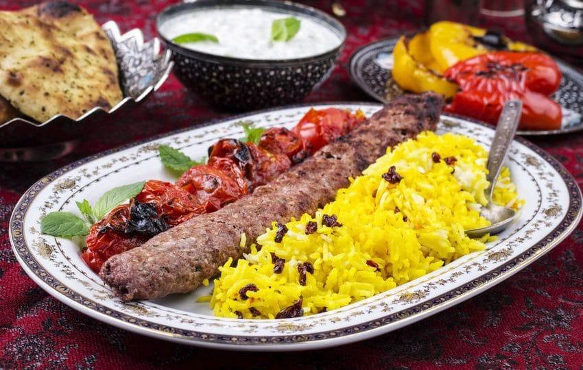 إيران - مطعم جاشت ريست أرانت