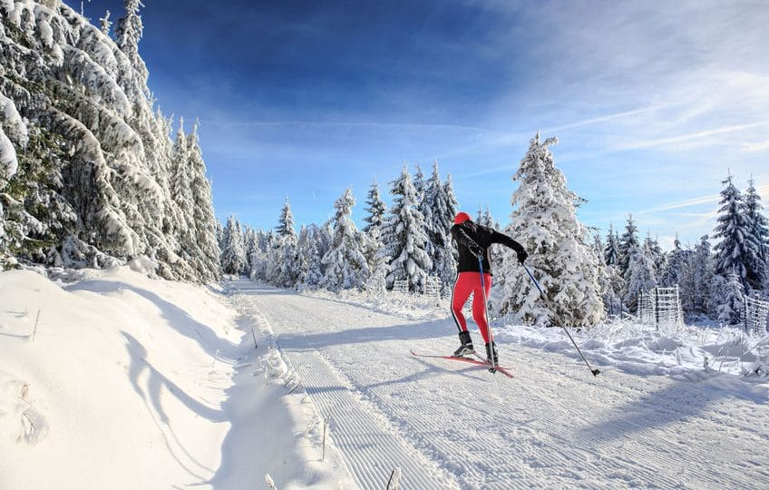 إيران - منتجع توجال للتزلج
