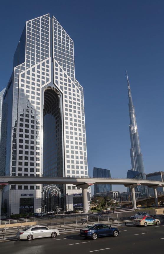 الإمارات - دوسيت ثاني دبي: موقع مميز وخدمات رائعة