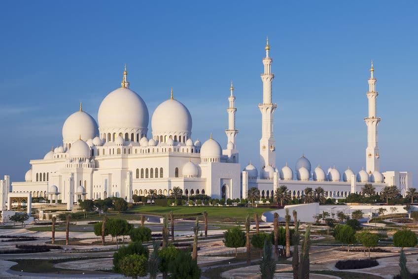 الإمارات - مسجد زايد: معلم بارز وصرح إسلامي