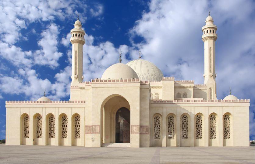 البحرين - جامع أحمد الفاتح