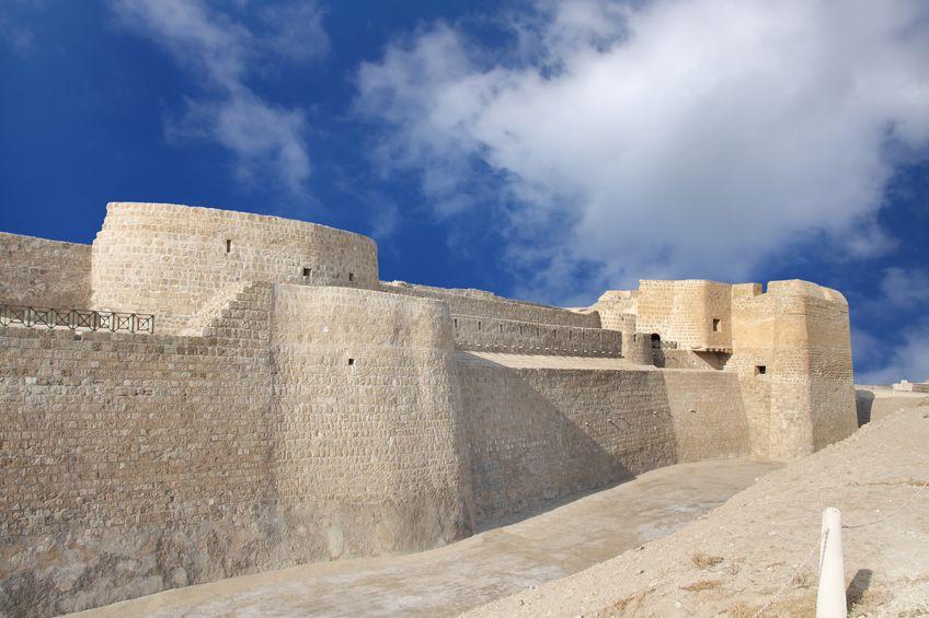 البحرين - قلعة البحرين
