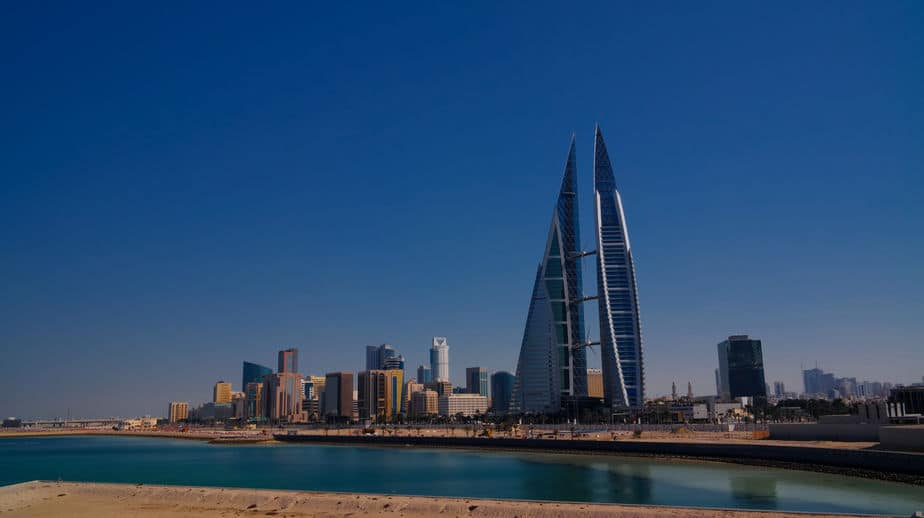 البحرين - مركز البحرين التجاري العالمي