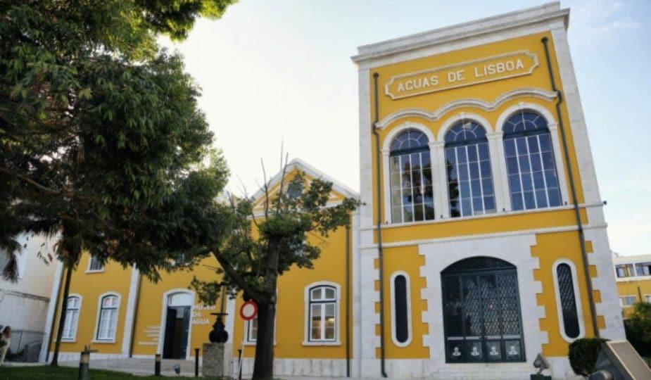 البرتغال - المتحف المائي Museu da Água