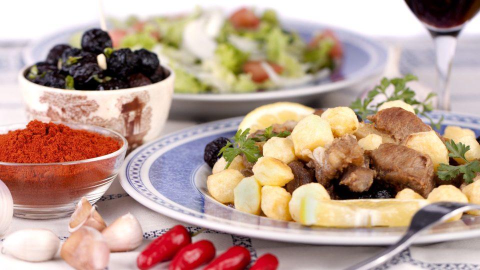 البرتغال - مطعم مزة Mezze
