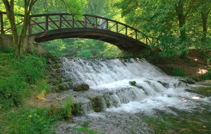 البوسنة والهرسك - حديقة نهر فيرلو بوسنة الوطنية