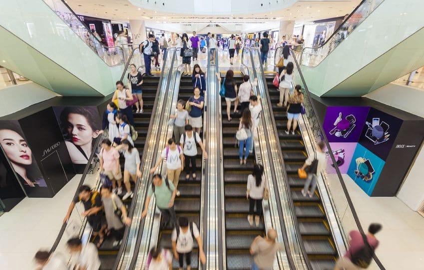 التشيك - اركادي بانكراش: أكبر مراكز تسوق براغ