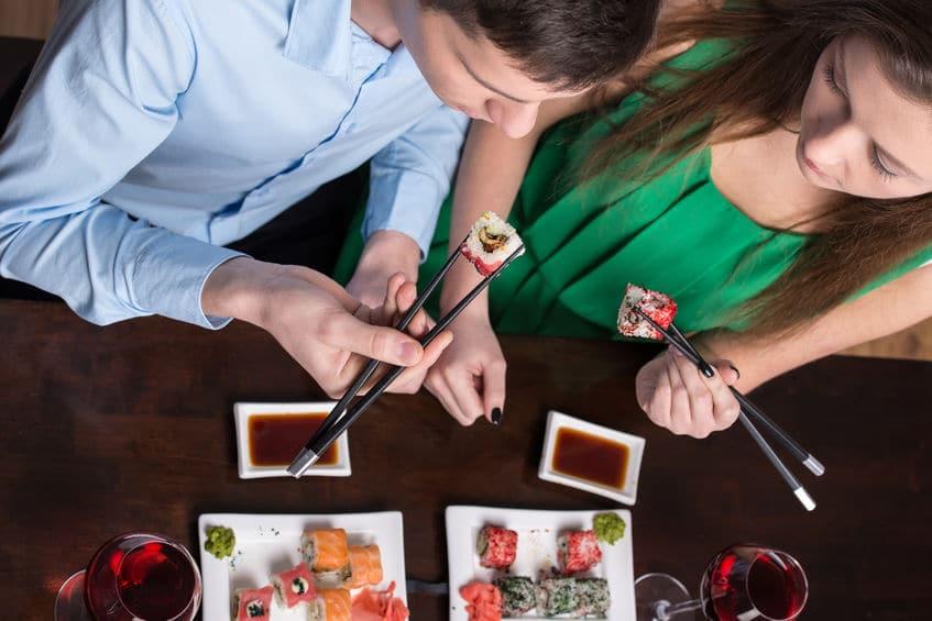الدنمارك - فيوجن: مطعم مميز لمحبي السوشي