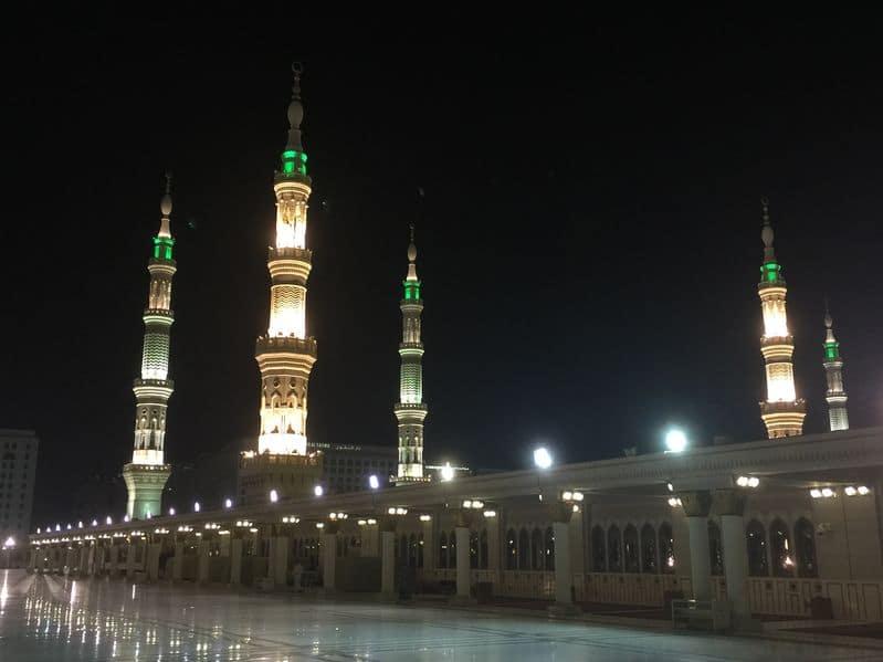 السعودية - المسجد النبوي