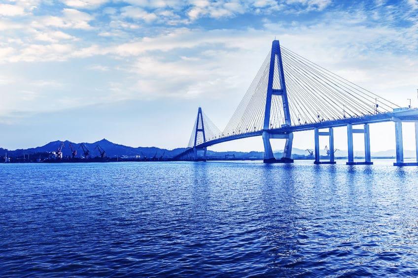 جسر أوريسند الأسطوري
