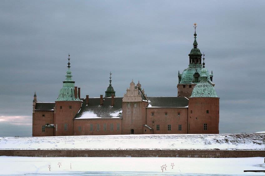 السويد - قلعة كالمار، kalmar