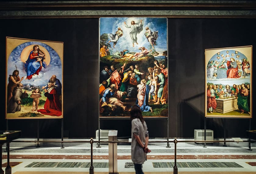 السويد - متحف الفنون الجميلة في غوتنبرغ