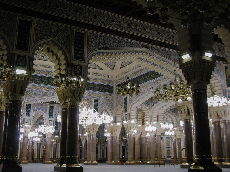 الشرق الأوسط - الجامع الكبير: أقدم مساجد الإسلام