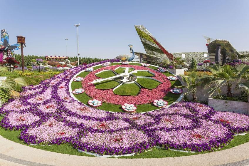 الشرق الأوسط - حديقة الزهور: تُحفة الشرق الأوسط