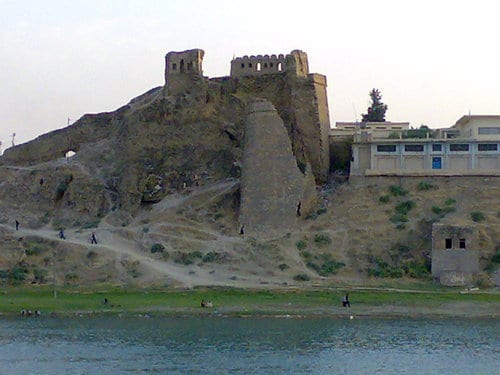 العراق - قلعة الموصل: أهم مواقع الموصل