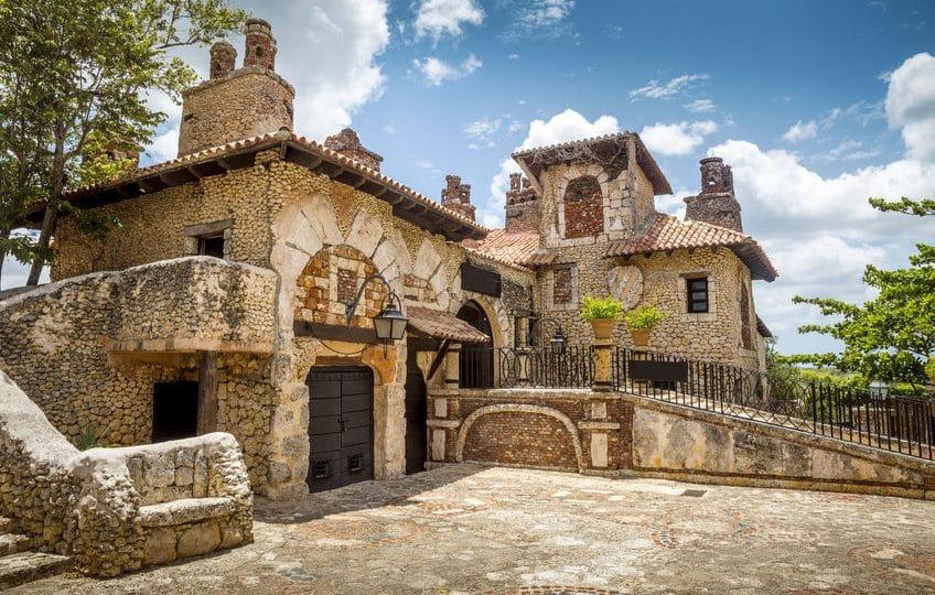 الكاريبي - التوس دي شافون: قاعة احتفالات هامة في لا رومانا