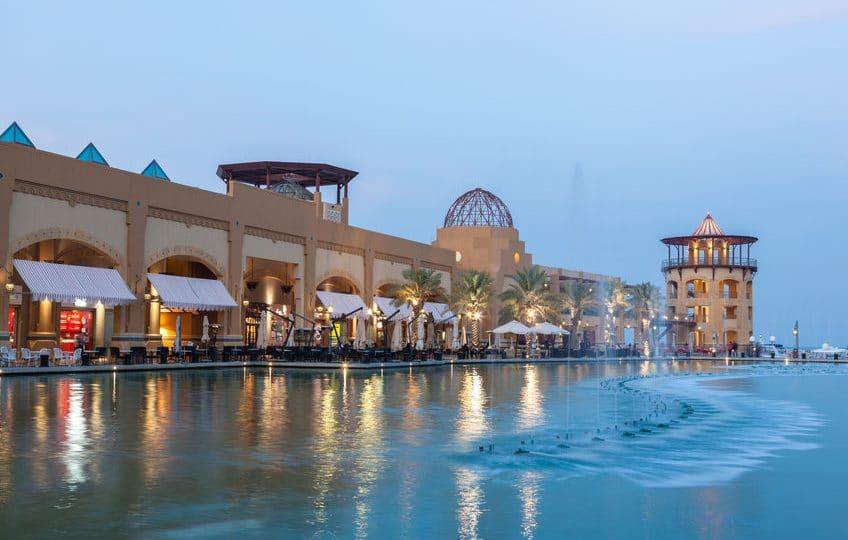 الكويت - حديقة النافورة: حديقة من طراز فريد