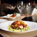 أكل الخطّاف: أفضل مطعم لوجبة عشاء في النرويج