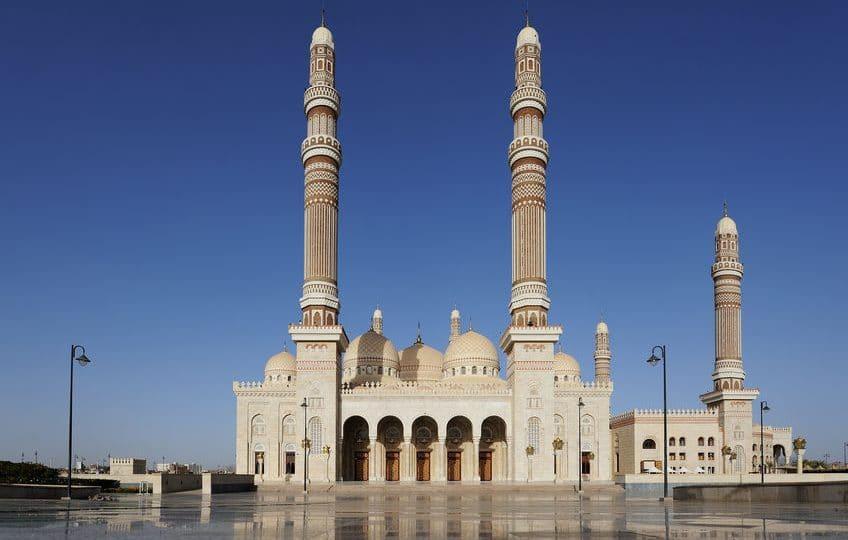 اليمن - الجامع الكبير: أهم مساجد اليمن