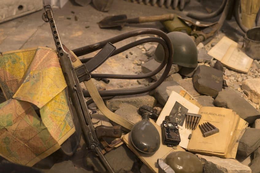 اليمن - المتحف الحربي: المتحف الأهم في اليمن