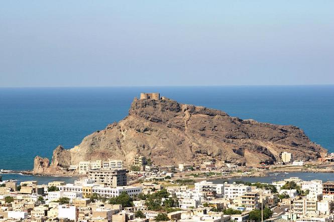 اليمن - قلعة صيرة: قلعة مميزة للغاية داخل عدن