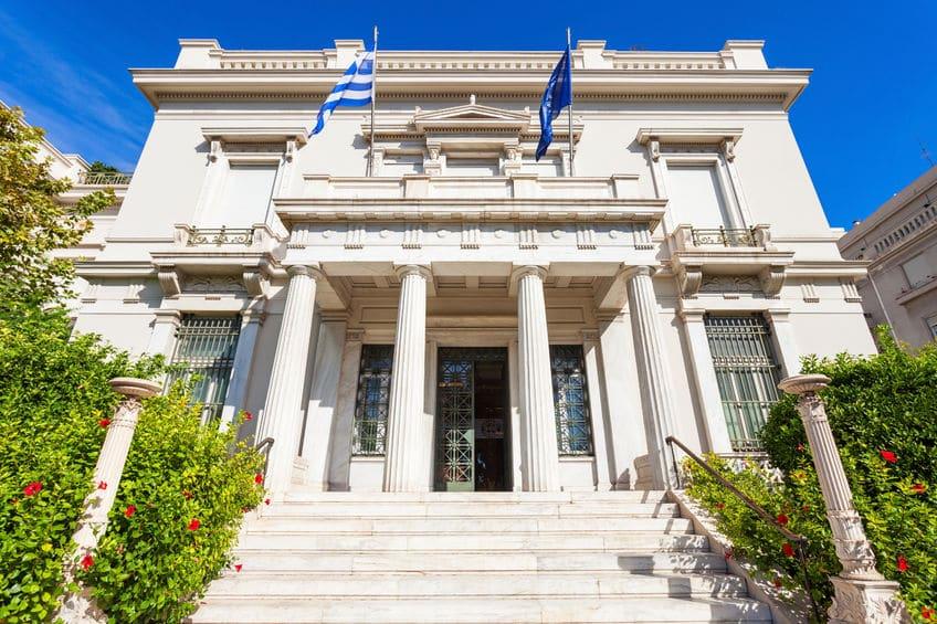 اليونان - متحف بيناكي